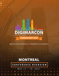 DigiMarCon Canada East 2021 Brochure