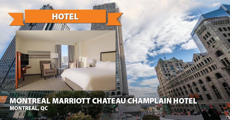 DigiMarCon Canada East Hotel