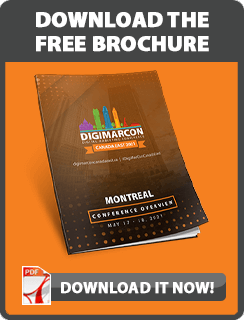 Download DigiMarCon Canada East 2021 Brochure